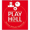 PLAY HALL – Ο μεγαλύτερος πολυχώρος διασκέδασης στα Ιωάννινα Λογότυπο